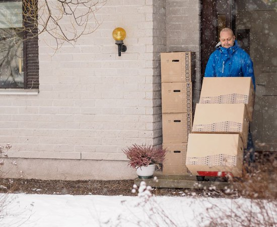 8 Tips for a Smooth Winter Move